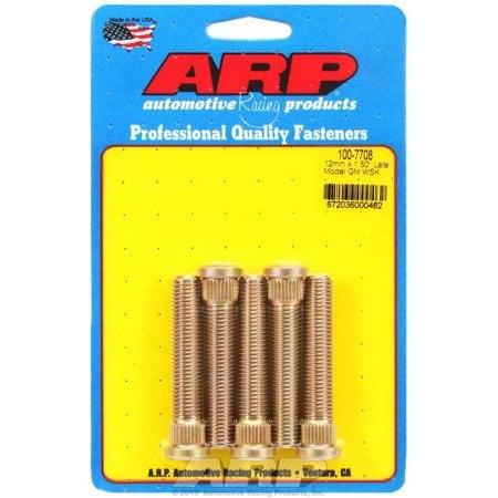 Szpilki do kół ARP M12x1.5 38mm (5szt.) 100-7708 - GRUBYGARAGE - Sklep Tuningowy